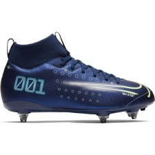 Nike Junior Mercurial Superfly 7 Academy Soft Ground (Navy Blue) 1