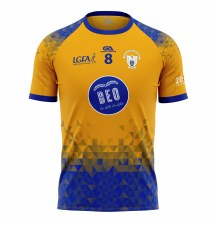Gaelic Armour Clare Ladies Home Jersey (Royal Amber) Age 3-4