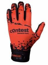 Contest Gaelic Glove (Red Black) 5-6