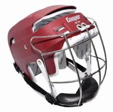 Cooper SK100 Junior Helmet (Maroon)