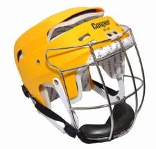 Cooper SK100 Junior Helmet (Yellow)