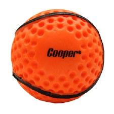 Cooper Dimple Wall Ball Orange