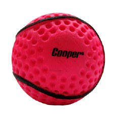 Cooper Dimple Wall Ball Pink