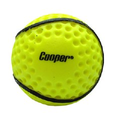 Cooper Dimple Wall Ball Yellow