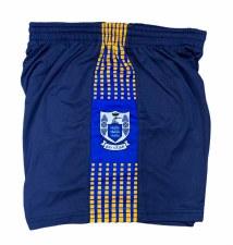 CS Clare Training Shorts (Navy Royal Amber) Small