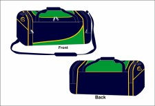 CS Team Holdall Medium (Navy Green Amber) Medium