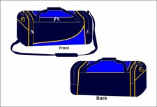 CS Team Holdall Medium (Navy Royal Amber) Medium
