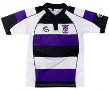 CS Kilrush RFC Jersey (Black White Purple) 5-6