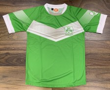 CS Kilrush Shamrocks Training Jersey (Green White) 3-4