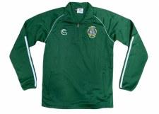 CS Limerick Pony Club Half Zip (Bottle Green) 9-10