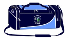 CS St Marys Athletic Club Holdall (Navy Sky White)