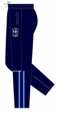 CS St Marys Athletic Club Skinny Pant (Navy Sky White) 5-6
