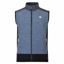 Dare2b Duality II Vest Mens (Grey Black) Medium