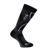 Dare2b Construct Ski Sock (Black Grey) 6-8