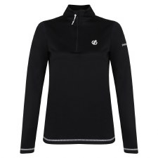 Dare2b Lowline Core Stretch 1/2 Zip (Black) 12