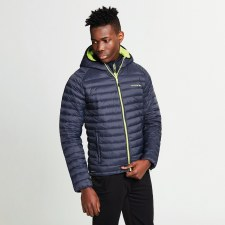Dare2b Phasedown Mens Down Filled Jacket Navy Small
