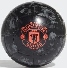 Adidas Manchester Utd  Capitano Ball 2019-2020 (Black Solar Red) 5