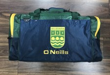 "O'Neills Ennistymon Hurling Club Denver 22"" Holdall (Navy Amber Bottle) 22"""