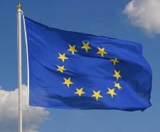 Prospect Design EU Woven Flag