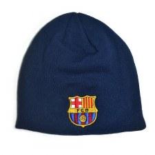 Barcelona Team Beanie (Navy)