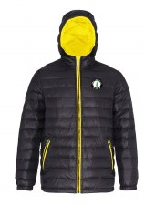 2786 Fern Celtic Padded Jacket (Black Yellow) XS