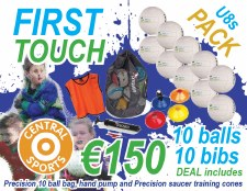 U8 First Touch Deal €150