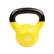 Fitness Mad Kettlebell (Yellow) 6Kg