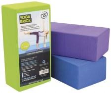 Fitness Mad Yoga Brick (Lime)