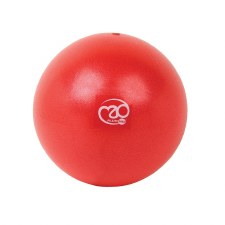 """Fitness Mad 9""""/ 23cm Exer-Soft Pilates Ball (Red)"""