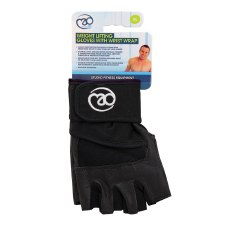 Fitness Mad Weight Lifting Glove (Black) S