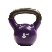 Fitness Mad Kettlebell (Purple) 8Kg