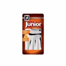 Footjoy Junior Glove Left Hand (White Black) Medium