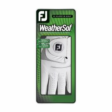 Footjoy Weathersof Womens Left Hand (White Grey) Small