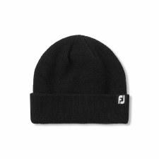 Footjoy Knit Beanie (Black) One Size