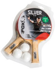 Fox TT Silver 2 Player TT Set