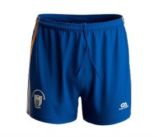 Gaelic Armour Clare Ladies Unisex Shorts (Royal Amber) 5-6