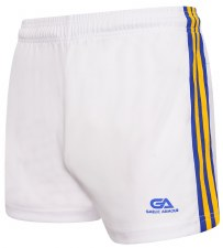 Gaelic Armour Gaelic Shorts (White Royal Amber) 5-6
