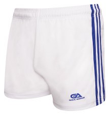 Gaelic Armour Gaelic Shorts (White Royal) 5-6