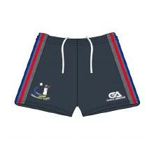 Gaelic Armour  Western Gaels Shorts Age 10-12