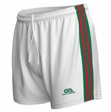 Gaelic Armour Gaelic Shorts (White Green Red) 7-8