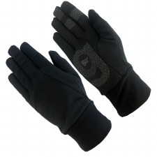 Gloveglu Active Winter Gloves (Black) Small