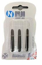 Harrows Nylon Short Shaft (Black) 35mm