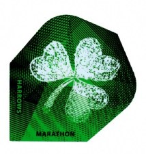 Harrows Marathon Flights Shamrock (Green White)