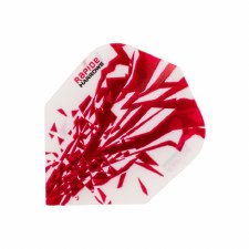 Harrows Rapide Flights (White Red)