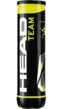 Head Team Tennis Balls 4 Pk