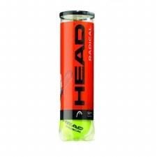 Head Radical Tennis Balls 4 Pk