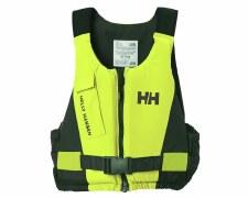 Helly Hansen Rider Vest (Yellow Black) 60/70kg