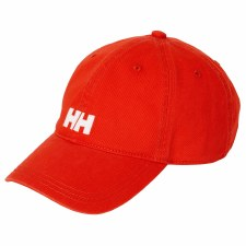 Helly Hansen Logo Hat Adults (Red)