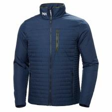 Helly Hansen Crew Insulator Jacket Mens (Teal Blue) Medium