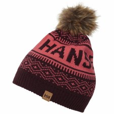 Helly Hansen Champow Beanie (Wild Rose) One Size Fits All
